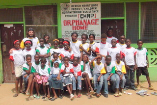 AHP Orphanage Group Pic